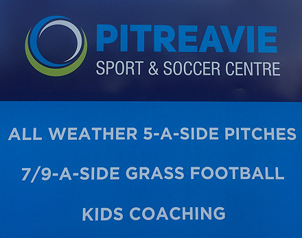 Pitreavie Sports and Soccer Centre